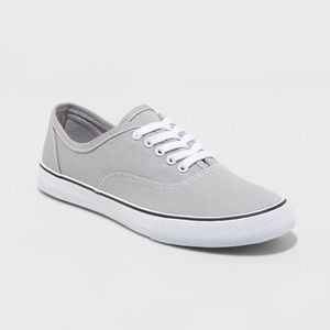Mossimo Gray Sneakers Vans LookAlike $9 AS ADD-ON